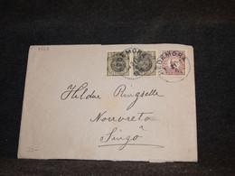 Sweden 1915 Hedemora Cover To Lingö__(3568) - Briefe U. Dokumente