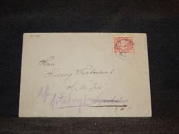 Sweden 1918 Cover To Göteborg__(3496) - Briefe U. Dokumente