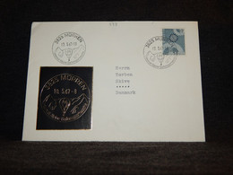 Switzerland 1967 Murren Ballonpost Cover__(573) - Briefe U. Dokumente