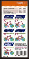 Nederland 2009 NVPH Nr 2621V Postfris/MNH Fiets, Bicycle - Unused Stamps