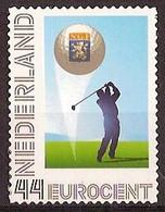 Nederland 2009 NVPH Nr 2635 Postfris/MNH NGF, Golf - Unused Stamps