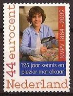 Nederland 2009 NVPH Nr 2636 Postfris/MNH 125 Jaar NVPV - Unused Stamps