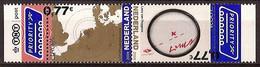 Nederland 2009 NVPH Nr 2639/2640 Postfris/MNH Sterrenkunde, Radiotelescoop, Lens Van Huygens - Unused Stamps