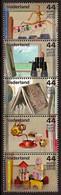 Nederland 2009 NVPH Nr 2645/2649 Postfris/MNH Jubileumzegels, Goede Doelen, Charities - Unused Stamps
