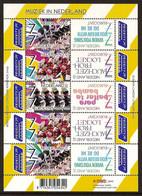 Nederland 2009 NVPH Nr 2652/2657V Postfris/MNH Muziek In Nederland, Music, Musique - Unused Stamps