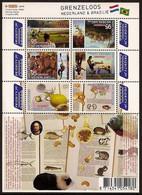 Nederland 2009 NVPH Nr 2658/2663cV Postfris/MNH Grenzeloos Nederland-Brazilie, Netherlands-Brazil, Brasil - Unused Stamps