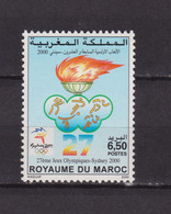 Maroc 2000 27ème Jeux Olympiques De Sidney (  N**) - Marokko (1956-...)