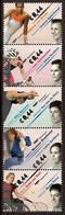 Nederland 2009 NVPH Nr 2664/2668 Postfris/MNH Topsport - Unused Stamps
