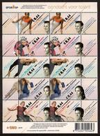 Nederland 2009 NVPH Nr 2664/2668V Postfris/MNH Topsport - Unused Stamps