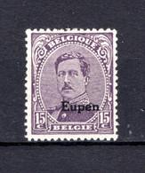OC89A MNH** TYPE I  1920 - Postzegels Met Opdruk Eupen - [OC55/105] Eupen/Malmedy