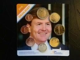 PAYS BAS 2015 8 PIECES 1C à  2€  SOUS BLISTER NEUF TTB VOIR SCAN - Netherlands