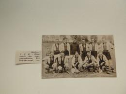 """Origineel Knipsel ( B 346 ) Uit Tijdschrift """" Zondagsvriend """" 1937 :  Voetbal   Elftal  Zellick -  Hamont - Ohne Zuordnung"""
