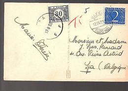 BAKKUM Langebalk 1953 > Spa POSTAGE DUE (FA-26) - Postage Due