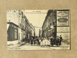 Nantes–rue De Launay Près De La Place Lamoricière - Nantes