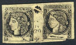 ARGENTINA: GJ.6 - Corrientes (1856-1880)