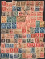 ARGENTINA: Several Hundreds Official Stamps Inside An Envelope - Oficiales