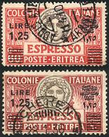 ERITREA: Sc.E8b + E8c - Eritrea