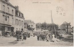 22 - QUINTIN - La Route De Corlay - Quintin