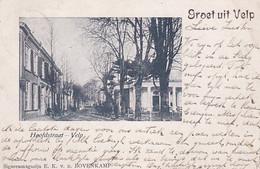 4843112Velp, Hoofdstraat Rond 1900. - Velp / Rozendaal