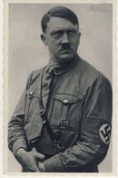HITLER - 2* World War - Timbro Commemorativo Nurnberg 09/09/1938 (2 Images) - Guerra 1939-45