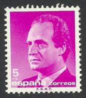 Spain, 5 P. 1985, Sc # 2420, Mi # 2679, Used. - 1981-90 Usados