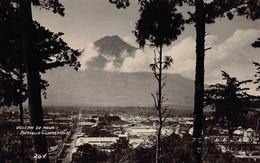 ANTIGUA GUATEMALA~VOLCAN DE AGUA~BIENER PHOTO POSTCARD 52065 - Guatemala