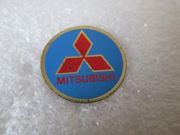 PIN'S    LOGO  MITSUBISHI - Mitsubishi