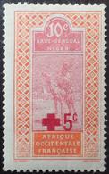 R2452/79 - 1915 - COLONIES FR. - HAUT-SENEGAL Et NIGER - CROIX ROUGE - N°35 NEUF* - Neufs