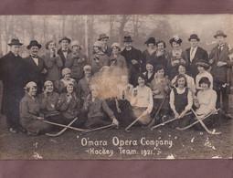O'Mara Scottish Opera Company Antique Hockey Team 6x Photo - Zonder Classificatie