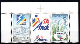 Andorre Français Andorra 1993 N° 426A  Neuf XX MNH Cote : 3,60 Euro - Neufs