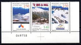 Andorre Français Andorra 1993 N° 429A  Neuf XX MNH Cote : 5,00 Euro - Neufs