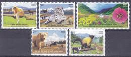 India - New Issue 16-03-2020  (Yvert 3339-3343) - Nuevos