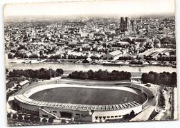 REIMS Le Stade Velodrome. Football Stadium Edit Cim . 4 Points De Colle Au Dos - Reims