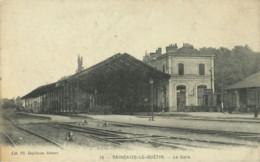 58 / Saincaize Le Guétin - La Gare - Andere Gemeenten