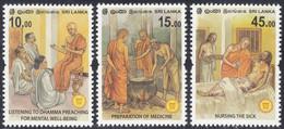 Sri Lanka - New Issue 06-05-2020  (Yvert 2253-2255) - Sri Lanka (Ceylan) (1948-...)