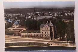 QUINTIN  22  Le Vieux Chateau Et Ses Alentours En 1967 - Quintin