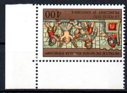 Andorre Français Andorra 1992 N° 422  Neuf XX MNH Cote : 2,70 Euro - Neufs
