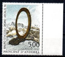 Andorre Français Andorra 1992 N° 423  Neuf XX MNH Cote : 3,00 Euro - Neufs