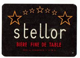 Ancienne étiquette Brasserie Holderer à Saint Yrieix La Perche 87 - Bier