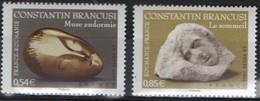 Tmbres 2006 , N°Y Et T  39363 Et 3964, émission Conjointe Avec La Roumanie - Unused Stamps