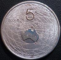Olanda - 5 Euro 2006 - Australia - KM# 255 - Netherlands