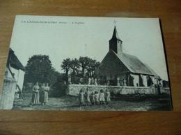 61 -  La Lande Sur Eure église Groupe - Otros Municipios
