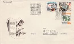 TCHECOSLOVAQUIE 1978 LETTRE PRESSE RADIO TELEVISION POUR LA FRANCE - Cartas