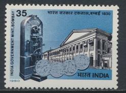 °°° INDIA - Y&T N°649 - 1980 MNH °°° - Neufs