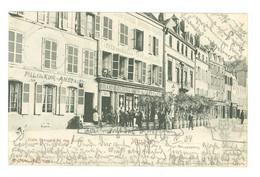 METZ - Café Français Et Des Halles (H. Prillot) - Metz