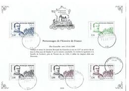 FRANCE 2020 BLOC PATRIMOINE 2020  DECOLLE DUGUESCLIN OBLITERE PROPRE DU 29 SEP 2020 AIN VOIR SCAN - Oblitérés