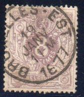 29 Luxe Bruxelles-Est 19-01-1877 - 1869-1888 Lying Lion