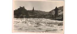 Oberwesel - Der Vereiste Rhein - 1929 - Oberwesel