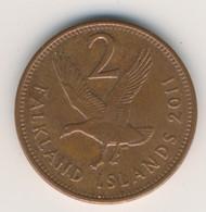 FALKLAND ISLANDS 2011: 2 Pence, KM 131 - Falkland Islands