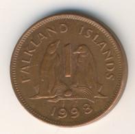 FALKLAND ISLANDS 1998: 1 Penny, KM 2a - Falkland Islands